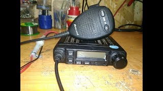 Обзор радиостанции №1 Midland m-mini