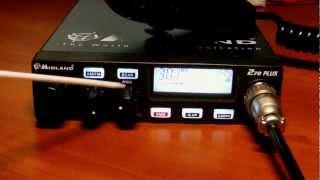 Обзор радиостанции Midland 278 Plus